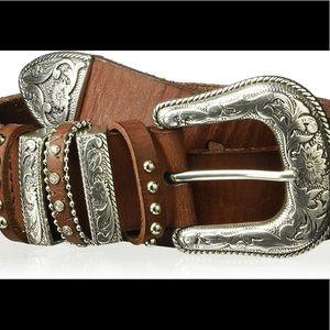 NOCONA Belt Co Genuine Leather Belt XL